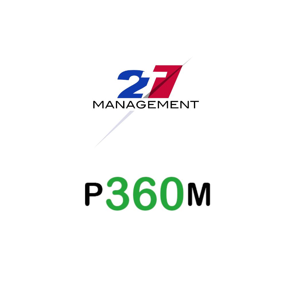 Logo 2TMANAGEMENT et P360M